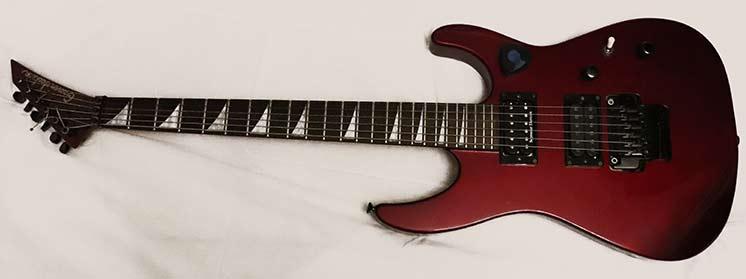 Подготовка гитары к записи