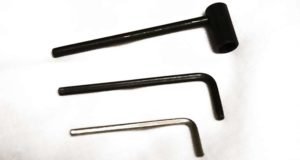 Набор ключей для электрогитары